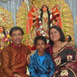 arpita family